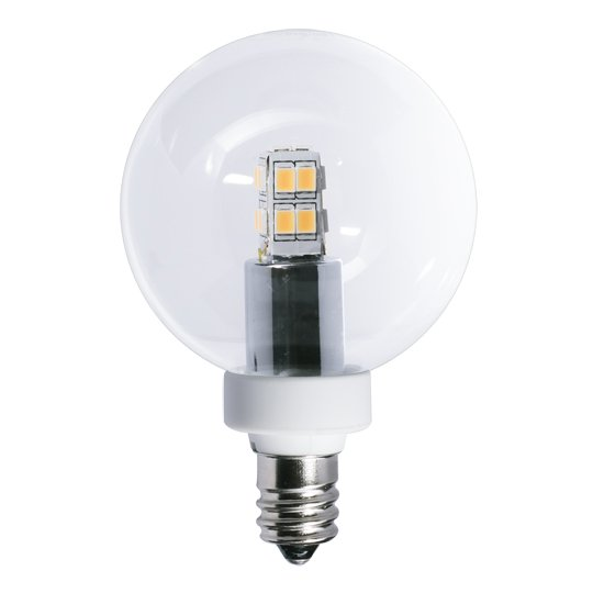 G16 Decorative Globe Bulbs