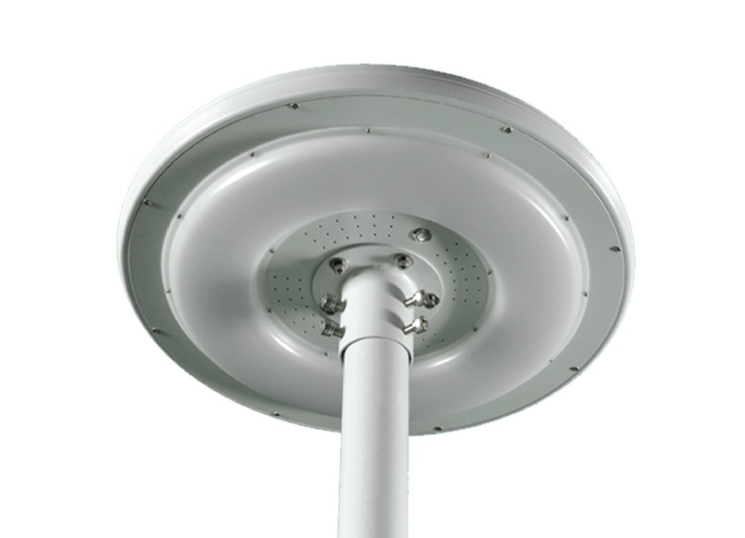 Circular LED Solar Street Lights