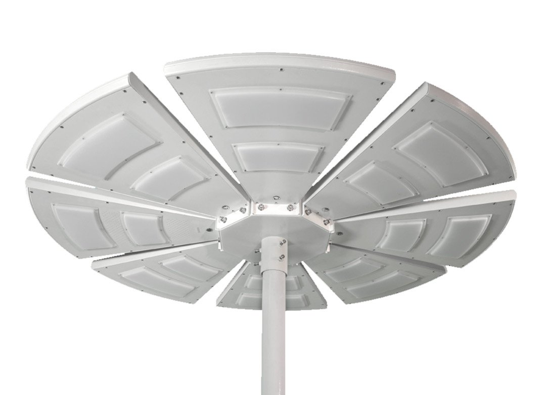 UFO LED Solar Street Lights