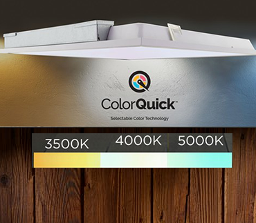 Color Selectable Panels